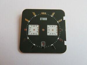 Ersatzteil Zifferblatt STORM ALTON grau grey dial