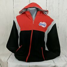69e4f82317f NBA Los Angeles Clippers Zip Up Hoodie Sweater Large