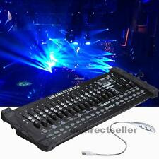 384CH DMX512 Controller For Laser Light Lighting Operator DJ Stage Party Console