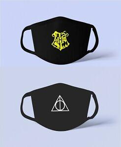 Harry Potter Reusable Face Masks