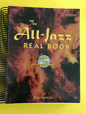 The All-Jazz Real Book, C Version, Book/CD Set