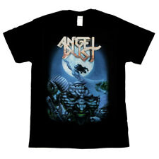 ANGEL DUST - TO DUST YOU WILL DECAY OFFICIAL T-SHIRT SIZE: L NEW