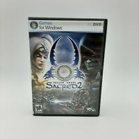 SACRED 2 II FALLEN ANGEL Diablo Style RPG Role Playing PC Game - US Version