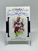 2019 Panini Flawless CLINTON PORTIS Flawless Signatures /10 FS-CP