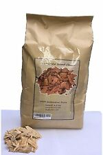Wood Chips, Buche in einer Tüte, 1,5 kg Räucherchips für Grill und Smoker BBQ