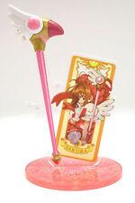 Card Captor Sakura Clow Card Sealing Wand Acrylic Accessory Stand Jewelry Ensky