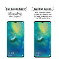 2 Pack FULL SCREEN CLEAR TPU Screen Protector Cover For Huawei P Smart 2019