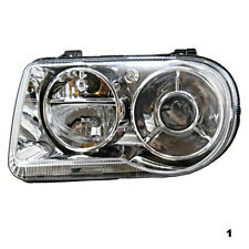 Fits 05-10 Chrysler 300 Right Halogen Headlamp Assm w/Projection, Delay 5.7L