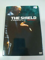 The Shield Septima Temporada 7 Completa - 4 x DVD Español Ingles - 3T