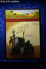 Der Schlepperfreund Nr.65 8/06 Geschichte der Fa. Krapp