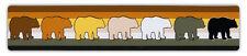 Bumper Stickers - Bear Pride (International Bear Brotherhood Flag) - Gay Support