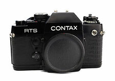 Contax RTS II Replacement Cover - Laser Cut PU Leather