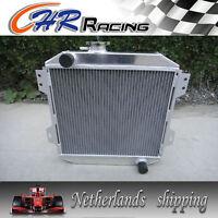 Aluminum radiator Ford Capri MK1 MK2 MK3 Kent 1.3L 1.6L/2.0 Essex/Escort 1.6,NEW