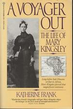 Life of Mary Kingsley A Voyager Out 1986 Bio Victorian Africa Exploration