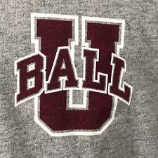 Ball University NCAA Men's Graphic Short Sleeve T-shirt L MINT