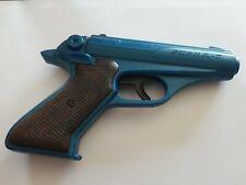 Vintage Rayline Zebra II 2 Plastic Pellet Gun Toy with pellets antique toy gun