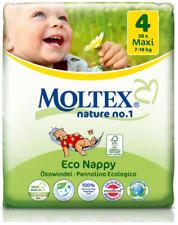 Moltex Couches Taille 4 Maxi Biodégradable