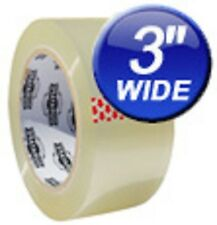 12 Rolls Heavy Duty 3 110 Yard Dura Tape Brand Clear Packing Tape Free Ship