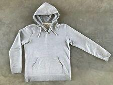 Men's Taylor Stitch Hooded Sweatshirt 40 Grey