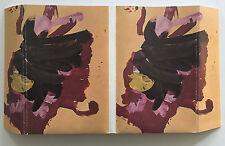 CONGO WILLIAM ANTHONY 1968 S.M.S. #5 PORTFOLIO COVER sms duchamp lichtenstein