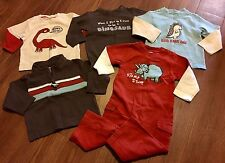 Vintage Gymboree Dinosaur 12-18 m Baby Boy Lot NEW