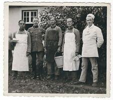 24/149 FOTO TEILNEHMER ARBEITSDIENSTLAGER 1933 MERKENDORF NEUSTADT KÜCHEN DIENST