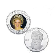 Commemorative Souvenir Coin Princess Diana 20th Anniversary Gift Coin