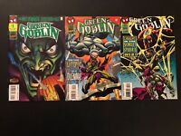 Green Goblin 1-3 Lot Set Run 30-41