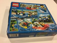 Lego City Starter Set 60086 NEW Police Fire