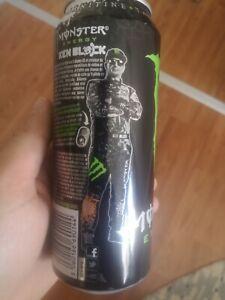 ENERGY DRINK, Monster Ken Block 500 ml (FR) sku 0612 -Verry Rare- empty
