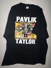 KELLY PAVLIK boxing 3XL tee Jermain Taylor T shirt XXXL Youngstown 2008 rematch