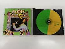 THE KINKS EVERYBODY'S IN SHOW BIZ CD 1998