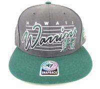 Hawaii Warriors SnapBack Hat ~ NCAA ~ 47 Forty Seven Brand