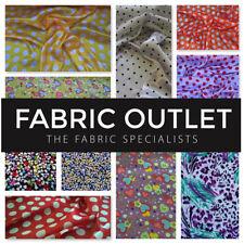 """Satin Floral 60"""" Craft Fabrics"""