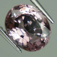 Free Ship! 1.76 Cts ~ Natural Awesome! Baby Pink Clean Oval Cut Spinel Gemstone