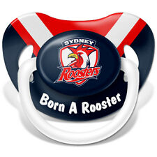 Sydney Roosters Baby Dummy, 6 mth+, *BNIP*