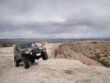 """97-06 Jeep TJ Wrangler 4"""" Rough Country Lift Kit W/SYE Kit & Rear CV Driveshaft"""