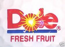 Food - Dole Fresh Fruit Logo Golf Ball Balls