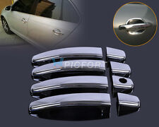 New Chrome Door Handle Cover Trim for Peugeot 307 Citroen C2