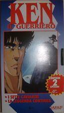VHS - HOBBY & WORK/ KEN IL GUERRIERO - VOLUME 10 - EPISODI 2