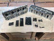 Chevy LS1 210cc 64cc Bare Aluminum Cylinder Head Kit 4.8L 5.3L GM 1997-2003