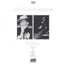 Les McCann and Eddie Harris - Swiss Movement [CD]
