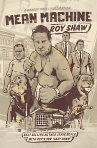 Roy Shaw - Mean Machine Paperback Book - Jamie Boyle and Gary Shaw