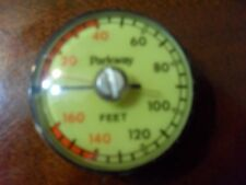Parkway Oil Filled 160' Depth GAUGE in EXCELLENT CONDITION