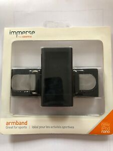 Griffin Immerse Apple iPod Nano 7g Armband Black