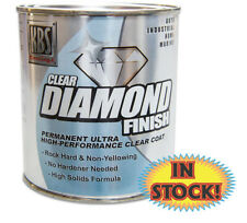 KBS Coatings Diamond Clear Top Coat in 1 Quart Can - 8404