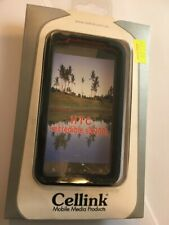 HTC Incredible S Silicon Case Black SCC5426BK. Brand New Sealed Original package