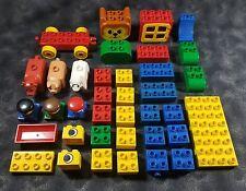 Lego Duplo GMT09 8 Yellow Windows