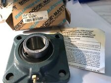 "124207 F4B-SC-106 Dodge 4 Bolt Flanged Mount Bearing 1-3/8"" ID - NEW IN BOX"
