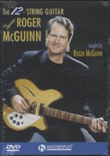 The 12-String Guitar of Roger McGuinn Tuition DVD Byrds Learn How To Play